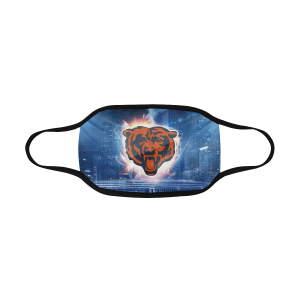 Chicago Bears Face Mask For US - Adults Mask PM2.5